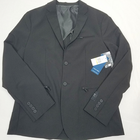 Kenneth Cole Other - NWT Kenneth Cole Mens Black Blazer Size Medium